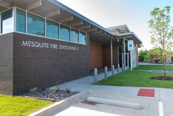 Mesquite Fire Station #4